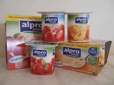 yoghurt med probiotika
