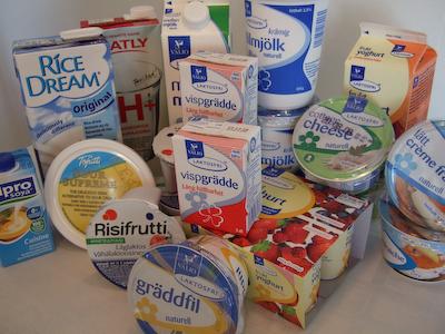 melk uten melkeprotein